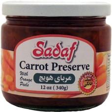 Carrot preserve sadaf 340g