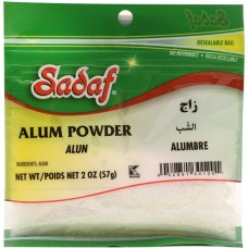 Alum powder Sadaf 2oz
