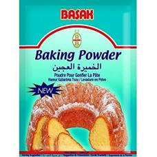 Baking powder Basak 5-10g
