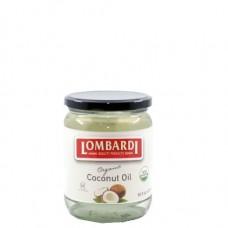 Coconut oil org Lombardi 858ml