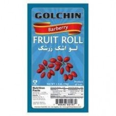 Fruit roll Barberry Golchin