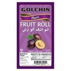 Fruit roll Plum Golchin