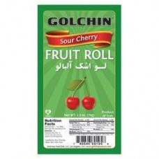 Fruit roll Sour cherry Golchin